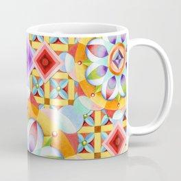 Avalon Mandala Coffee Mug