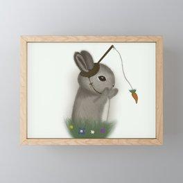 Bait Framed Mini Art Print