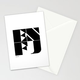 Type Type for ENFJ Stationery Cards