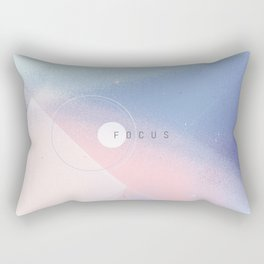 MANTRA #2  Rectangular Pillow