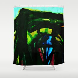 El Capitan Windows Shower Curtain