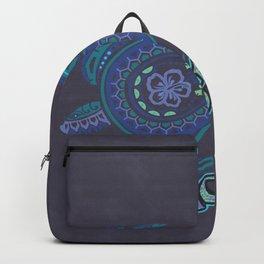 Samoan Tribal Turtle Backpack
