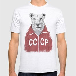 Soviet lion T-shirt