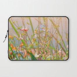 Field of Flowers Laptop Sleeve