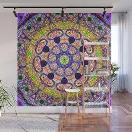 Mandala Energy Wall Mural