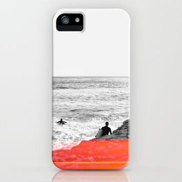 Surf Flare iPhone Case