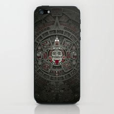 Stone of the Sun I. iPhone & iPod Skin