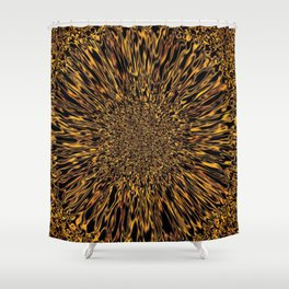 Implode Shower Curtain