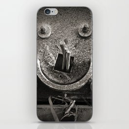 Architectural Smile iPhone Skin