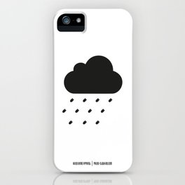 PAUSE – Bullet Storm iPhone Case