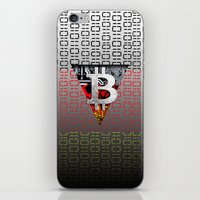 germany iPhone & iPod Skins featuring bitcoin germany by seb mcnulty