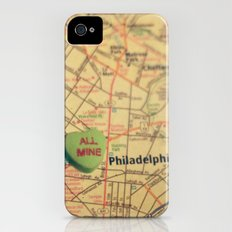 All Mine Philly iPhone (4, 4s) Slim Case
