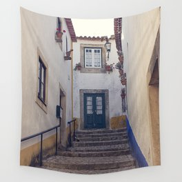 Around the old town Wall Tapestry