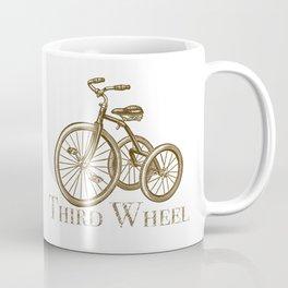 Third Wheel Coffee Mug