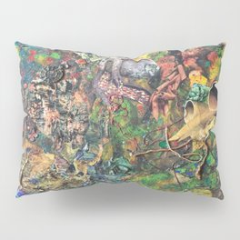 Miasmic Jungle Pillow Sham