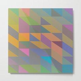 Modern Pattern No. 215 Metal Print