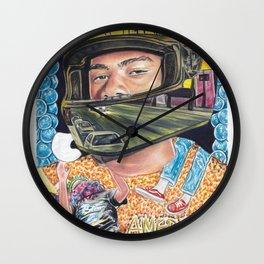 american boyfriend. track fourteen Wall Clock