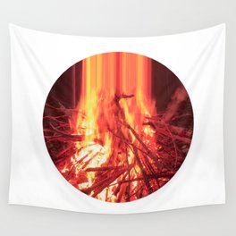 Autumn Rituals Wall Tapestry