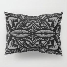 Sacred Geometry Flower of Life Mandala Pillow Sham
