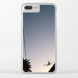 Buzzed in SD Clear iPhone Case
