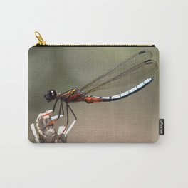 Dancing Damsel Carry-All Pouch