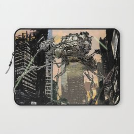 Martian attack Laptop Sleeve