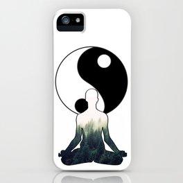 Yoga Loto iPhone Case
