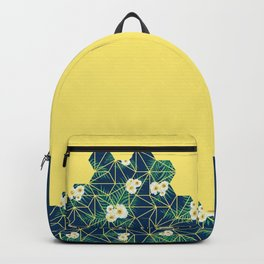 Tropical Tiles #society6 #decor #buyart Backpack