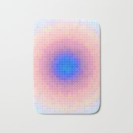 Ripple VI Pixelated Bath Mat