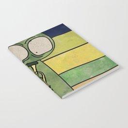Filiberiddo from Jupiter (Trumpet) Notebook