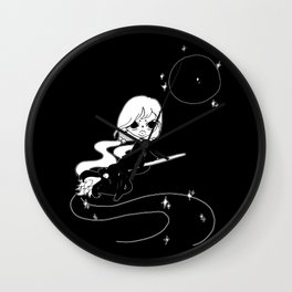 ▴ witch ▴ Wall Clock