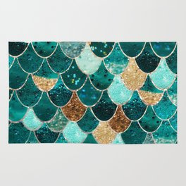 REALLY MERMAID Rug