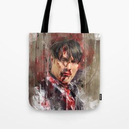 Epistaxis Tote Bag