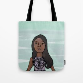 Candice Patton as Iris West Tote Bag