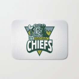 Forest Moon Chiefs Bath Mat