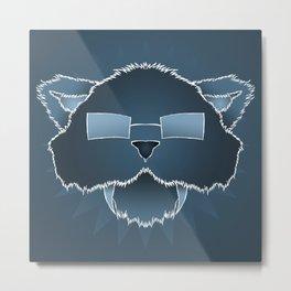 cat starr Metal Print