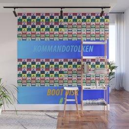Kommandotolken - Boot Disk #1 Wall Mural