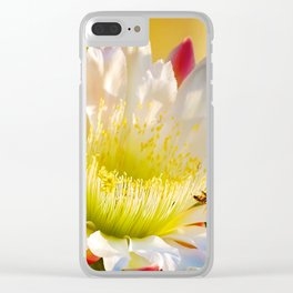 Morning Business Clear iPhone Case