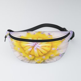 Flower photography by Hoover Tung Fanny Pack