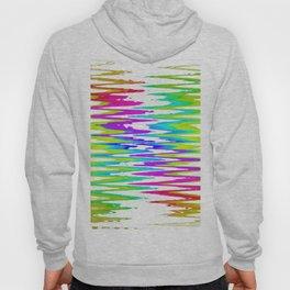 Rainbow rhombus Hoody