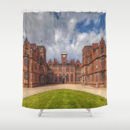 Aston Hall Shower Curtain