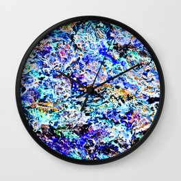 Cold Thoughts Wall Clock