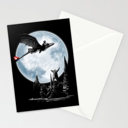 Toothless: The Night Fury Stationery Cards