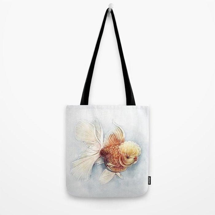 Oranda Goldfish Tote Bag