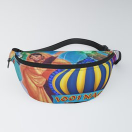 1001 nights Fanny Pack