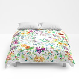 Flowers Appear on Earth - English Comforters