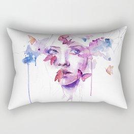 TEARS BEAUTIFY Rectangular Pillow