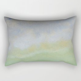 Informal texture three Rectangular Pillow