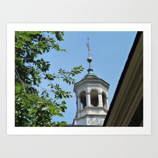 Independence Hall Philadelphia Art Print