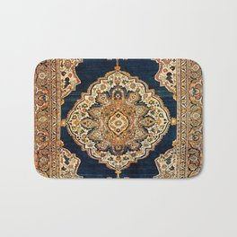 Tabriz Azerbaijan Northwest Persian Rug Print Bath Mat